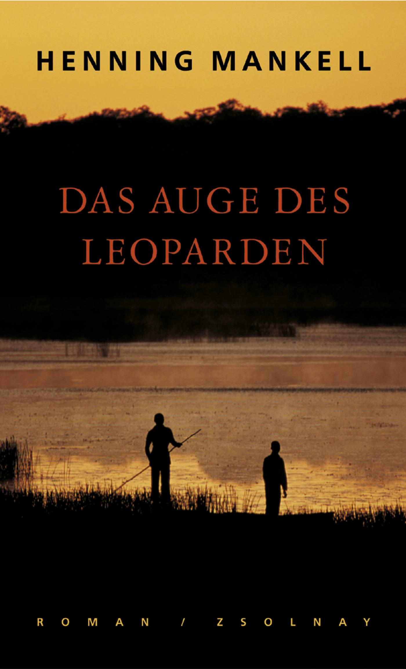 Das Auge des Leoparden - Henning Mankell