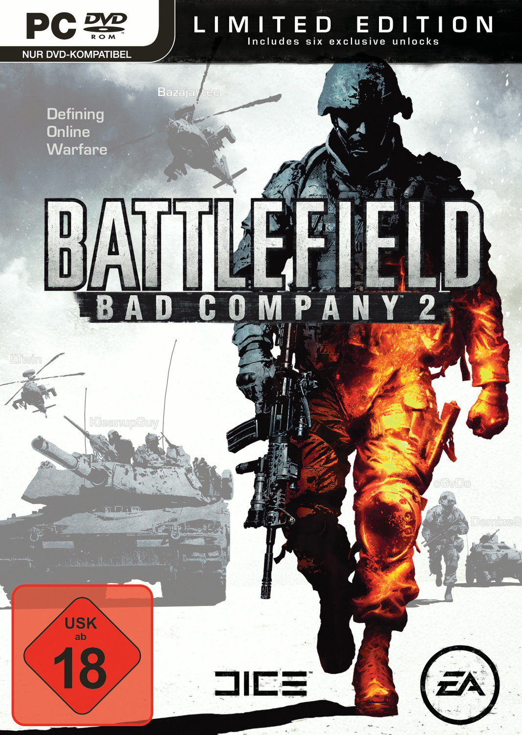 Battlefield: Bad Company 2 [Limited Edition]