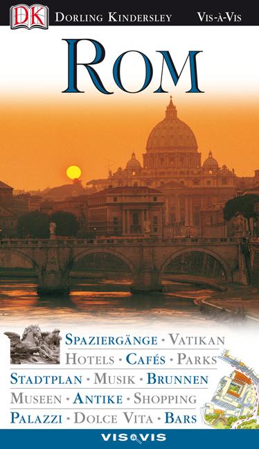 Vis a Vis, Rom: Spaziergänge, Vatikan, Cafés, H...