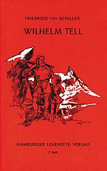 Hamburger Lesehefte, Nr.7, Wilhelm Tell - Friedrich von Schiller