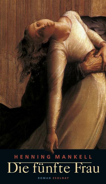 Die fünfte Frau - Henning Mankell