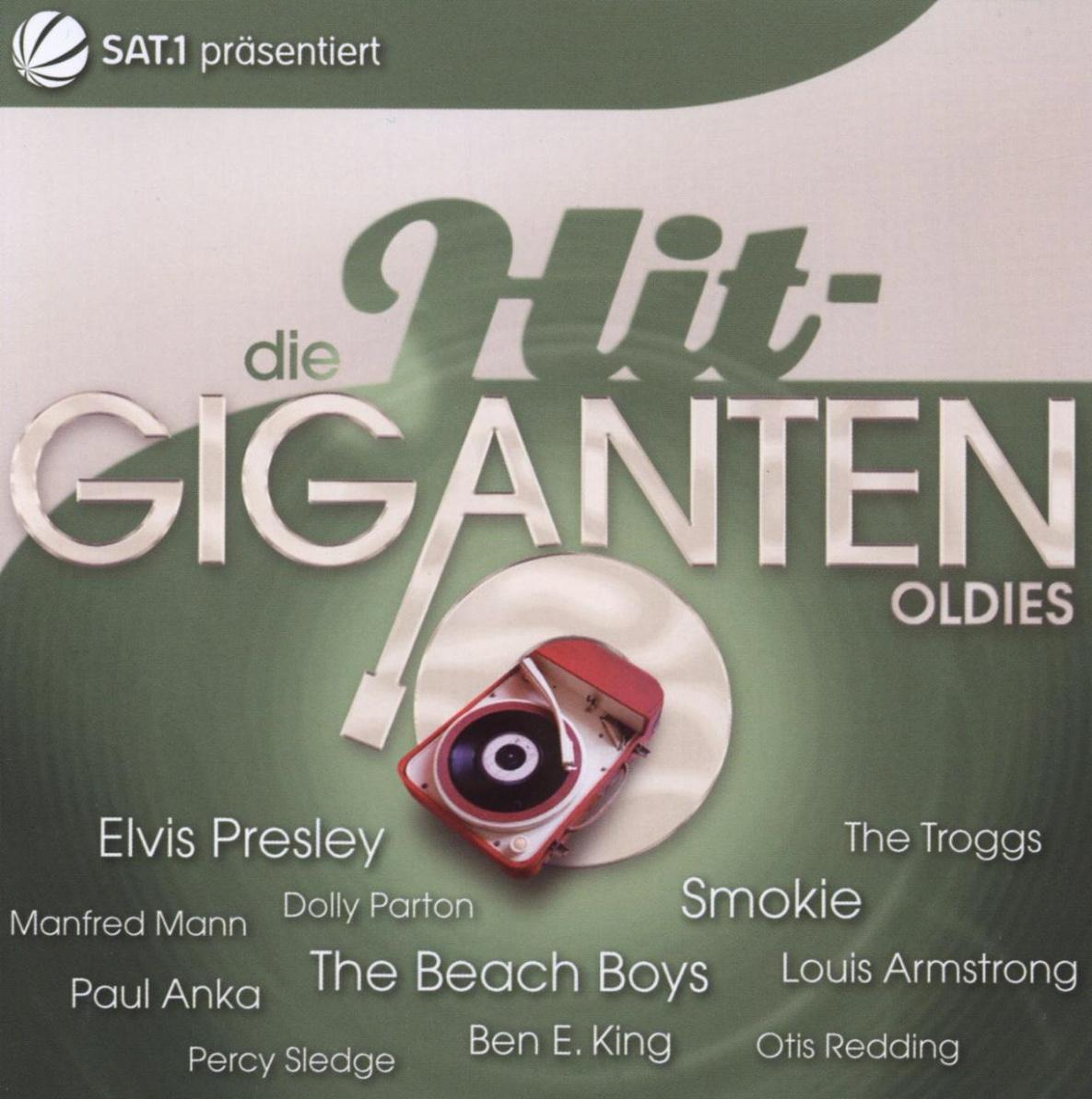Various - Die Hit Giganten-Oldies