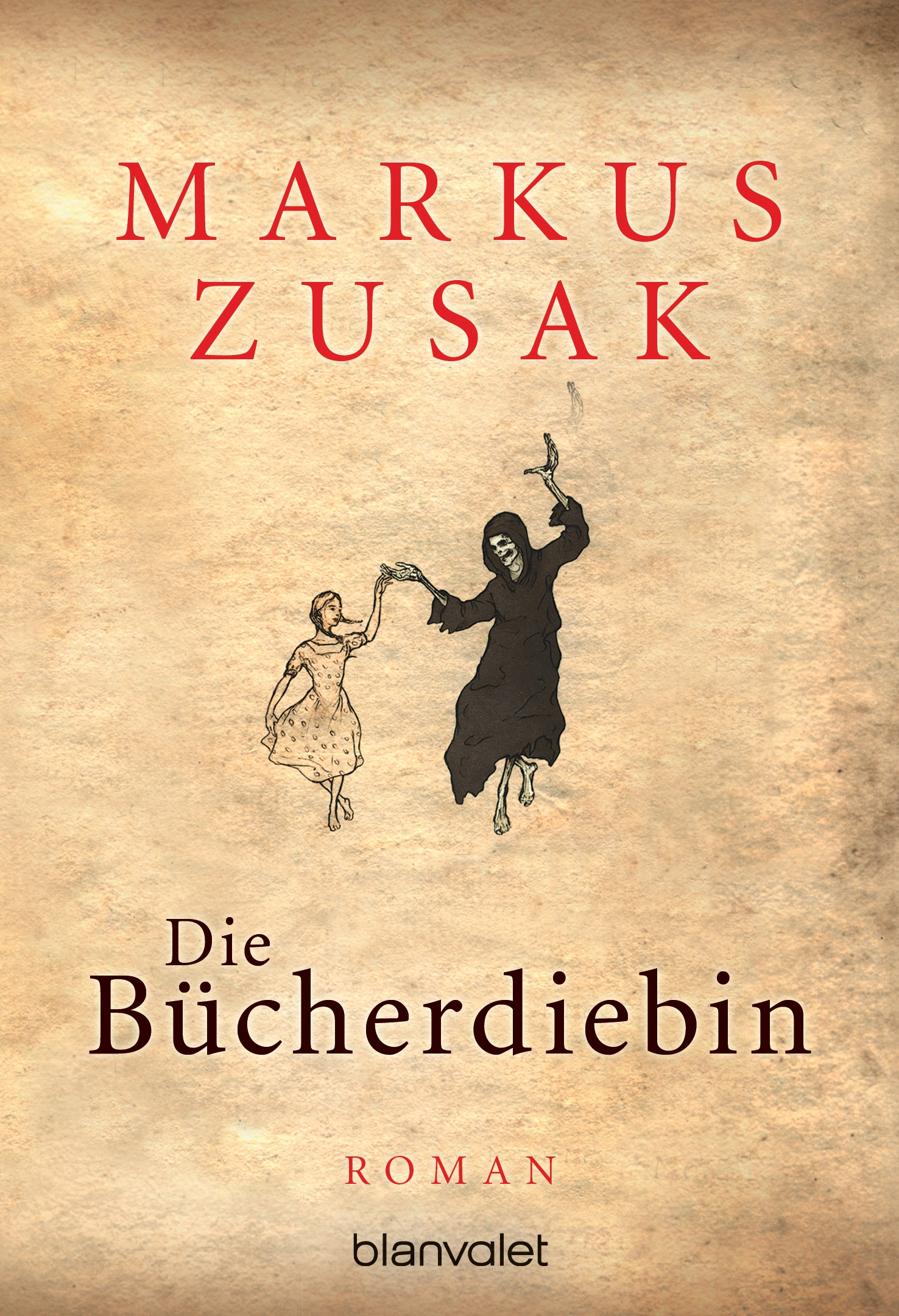 Die Bücherdiebin - Markus Zusak [Taschenbuch]