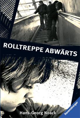 Rolltreppe abwärts - Hans-Georg Noack