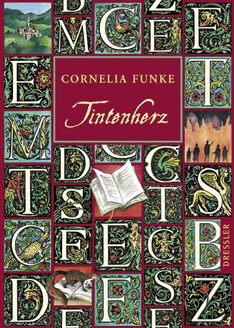 Tintenwelt: Band 1 - Tintenherz - Cornelia Funke [Gebundene Ausgabe]