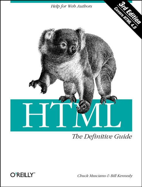 HTML. The Definitive Guide - Chuck Musciano