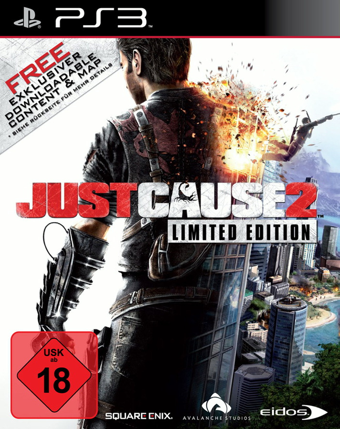 Just Cause 2 Special Edition