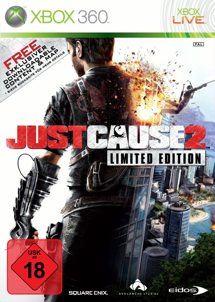 Just Cause 2 [Limited Edition]