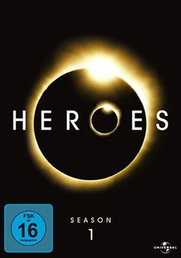 Heroes Season 1 [7 DVDs]