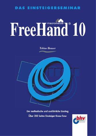 Macromedia FreeHand 10 - Tobias Hauser
