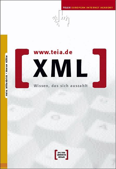 XML, m. CD-ROM - Heinz Wittenbrink