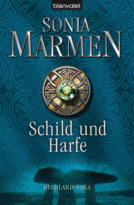 Schild und Harfe - Sonia Marmen