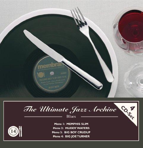 Memphis Slim;Muddy Waters;Arthur Big Boy Crudup;Big Joe Tuner - Jazz Lunch Vol. 14