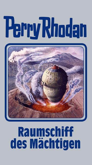 Perry Rhodan - Band 104: Raumschiff des Mächtigen [Silbereinband]
