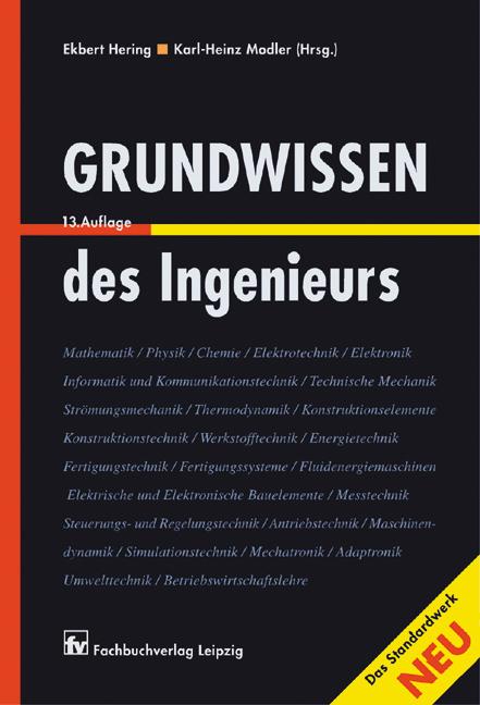 Grundwissen des Ingenieurs - Ekbert Hering