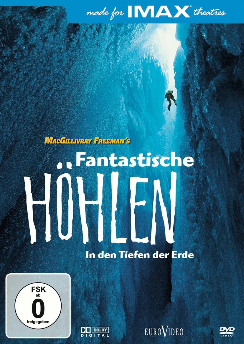 IMAX: Fantastische Höhlen