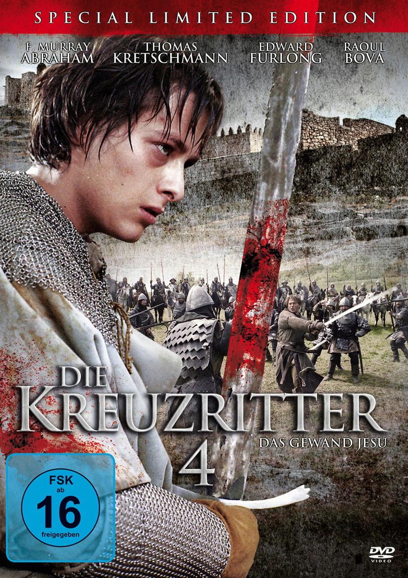 Die Kreuzritter 4 - Das Gewand Jesu - Special L...