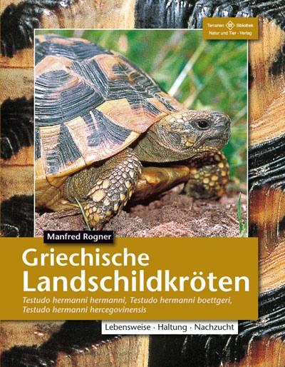 Griechische Landschildkröten: (Testudo hemanni hermanni, T. h. boettergi, T. h. hervegovinensis). Verbreitung, Lebensräu
