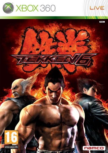 Tekken 6 [Internationale Version]