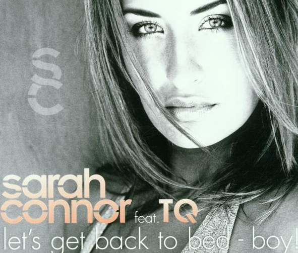 Sarah Feat.Tq Connor - Let´S Get Back to Bed-Boy!