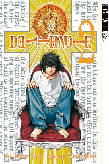 Death Note 2 - Takeshi Obata