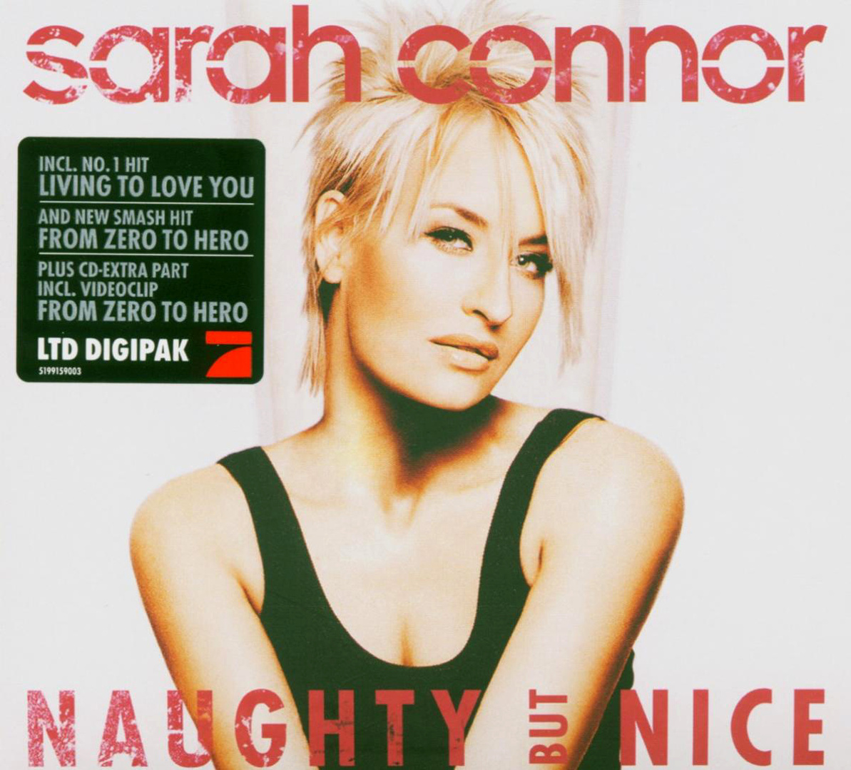 Sarah Connor - Naughty But Nice