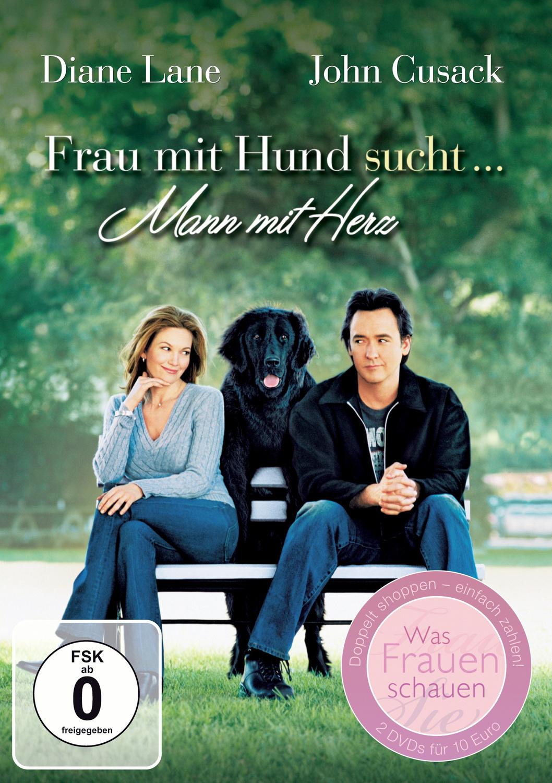 Frau mit Hund sucht Mann mit Herz