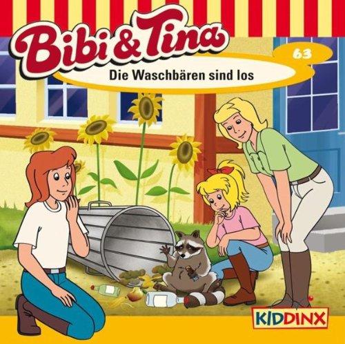 Bibi und Tina 63 - Die Waschbären sind los