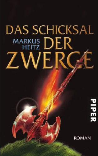 Das Schicksal der Zwerge - Markus Heitz