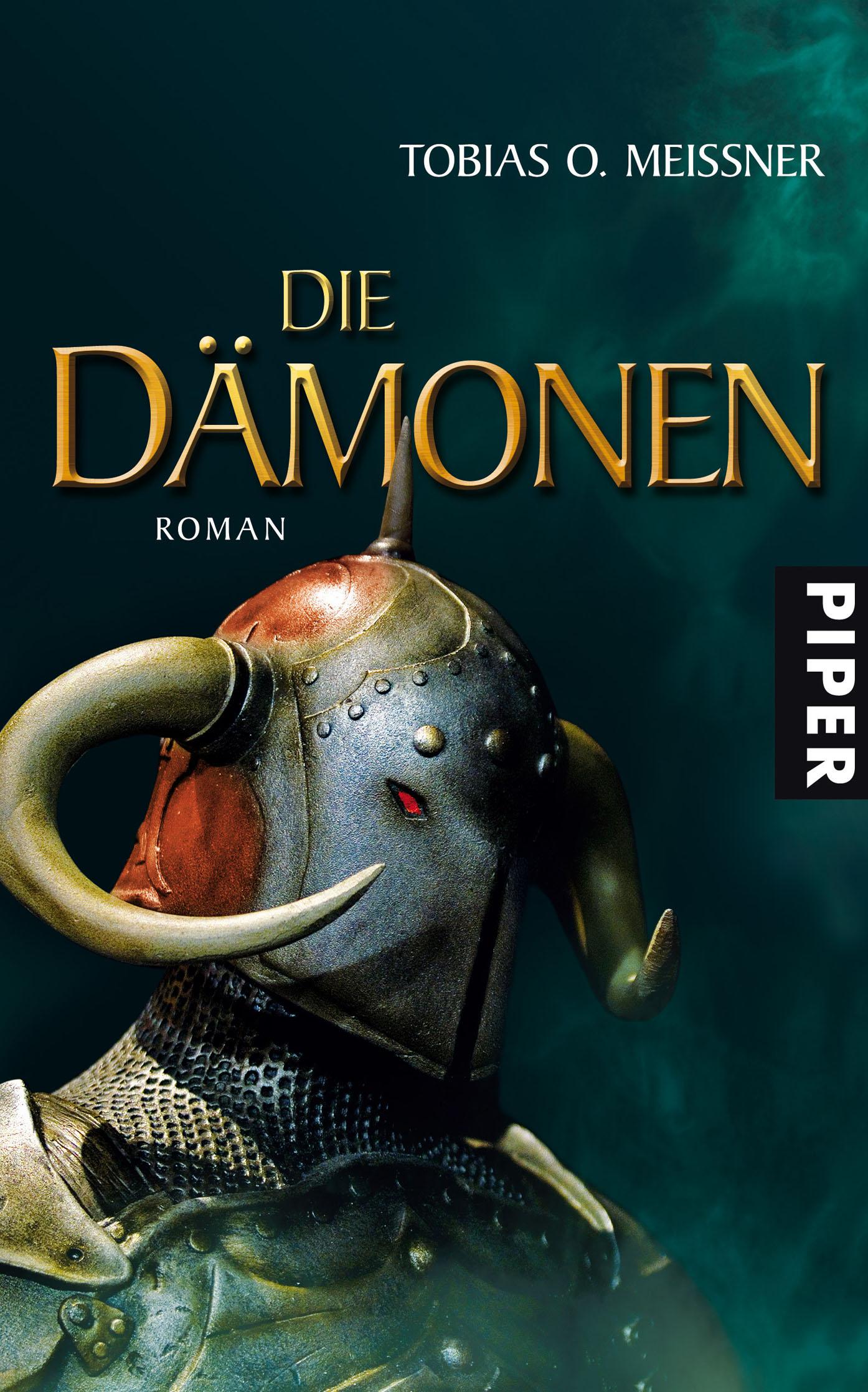 Die Dämonen - Tobias O. Meißner
