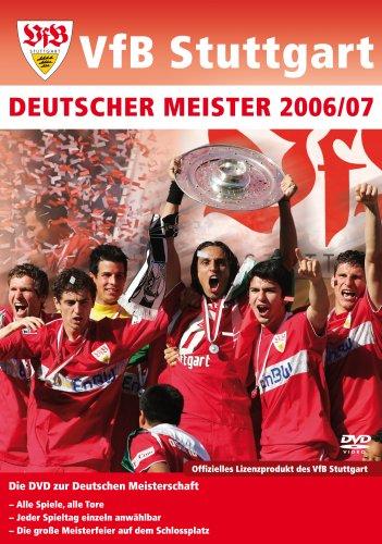 VfB Stuttgart - Deutscher Meister 2006/07