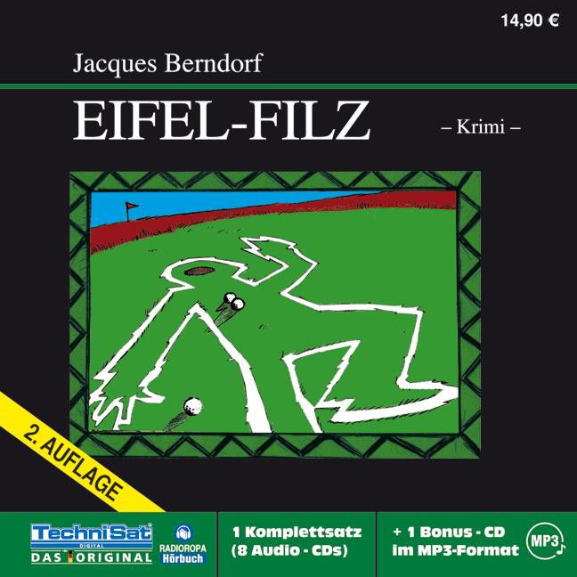 Eifel-Filz - Jacques Berndorf