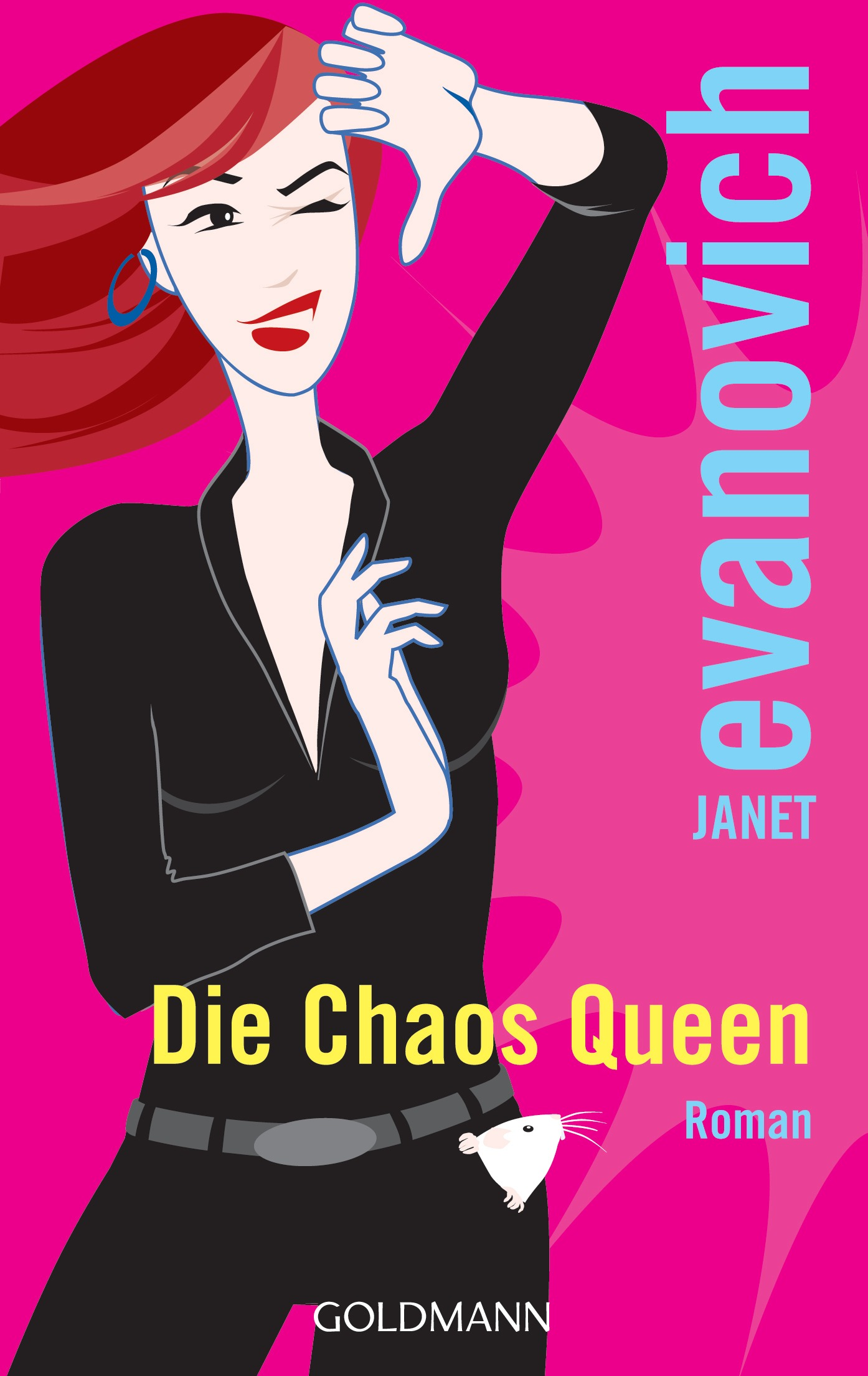 Die Chaos Queen - Janet Evanovich