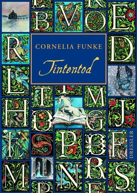 Tintenwelt: Band 3 - Tintentod - Cornelia Funke [Gebundene Ausgabe]