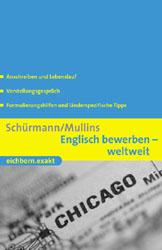 Englisch bewerben, weltweit - Klaus Schürmann