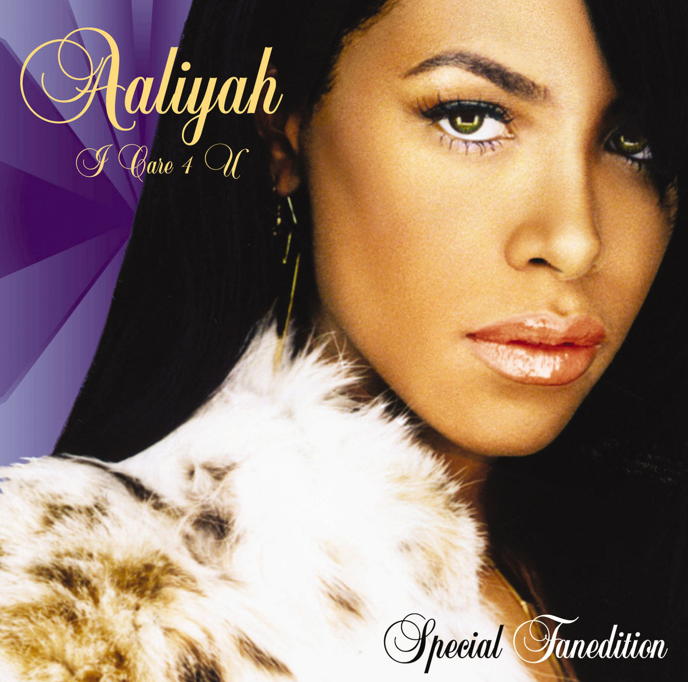 Aaliyah - I Care 4 U-Special Fan Edition)