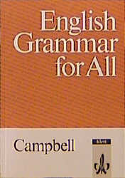 English Grammar for All.