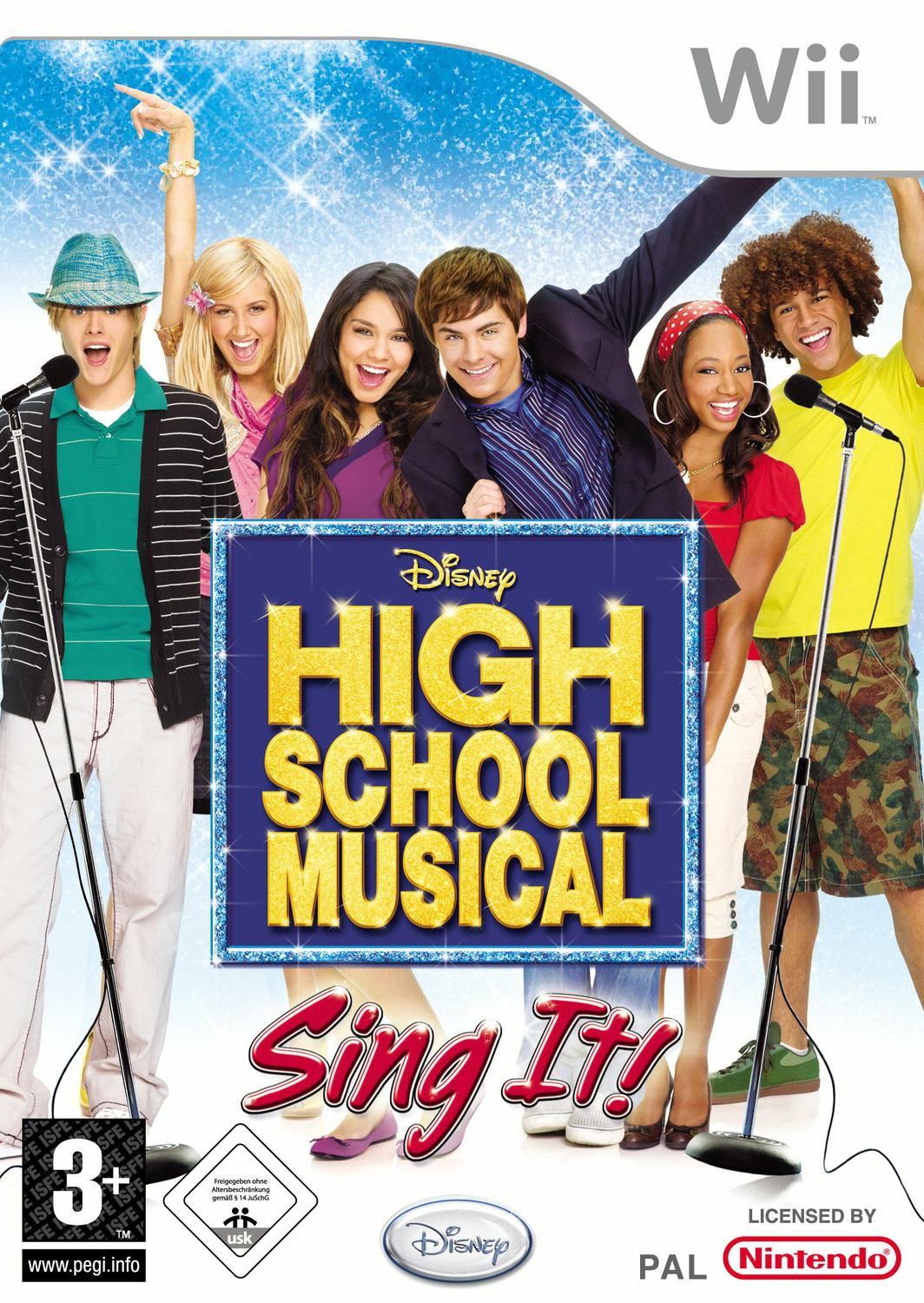 High School Musical - Sing it