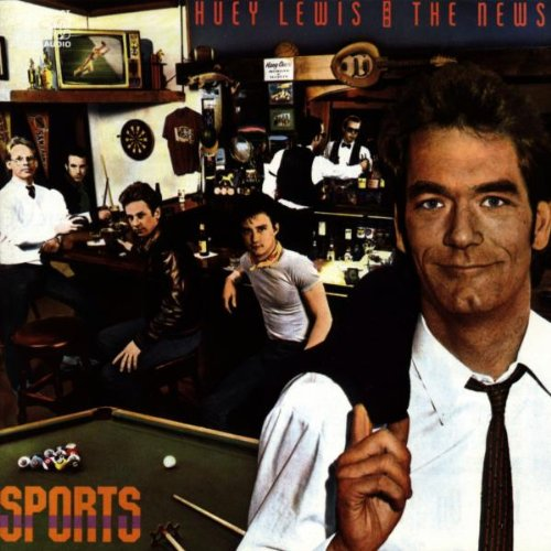 Huey & the News Lewis - Sports