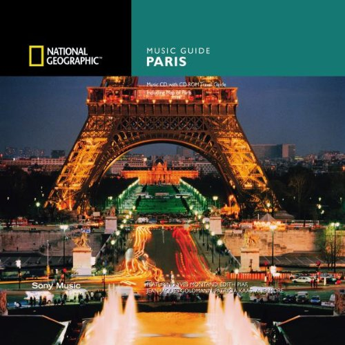 Various - National Geographic: Music Guide - Paris