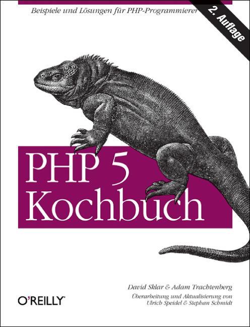 PHP 5 Kochbuch - David Sklar