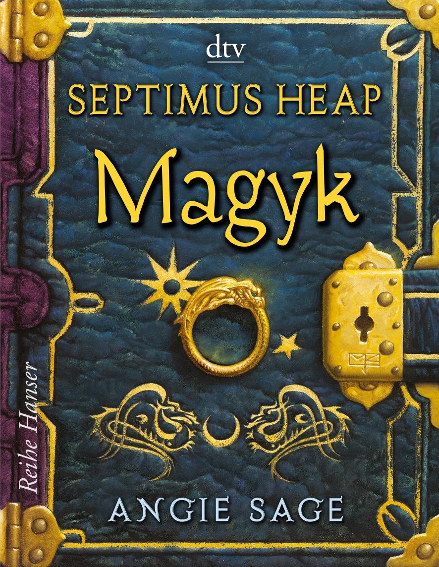 Septimus Heap - Magyk - Angie Sage