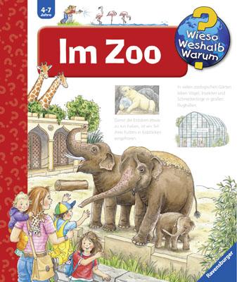 Im Zoo (Wieso? Weshalb? Warum?) - Andrea Erne