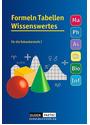 Formeln, Tabellen, Wissenswertes für die Sekundarstufe I. RSR - Frank M Becker