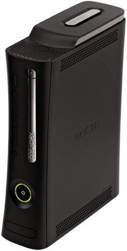 Microsoft Xbox 360 Elite 250 GB schwarz
