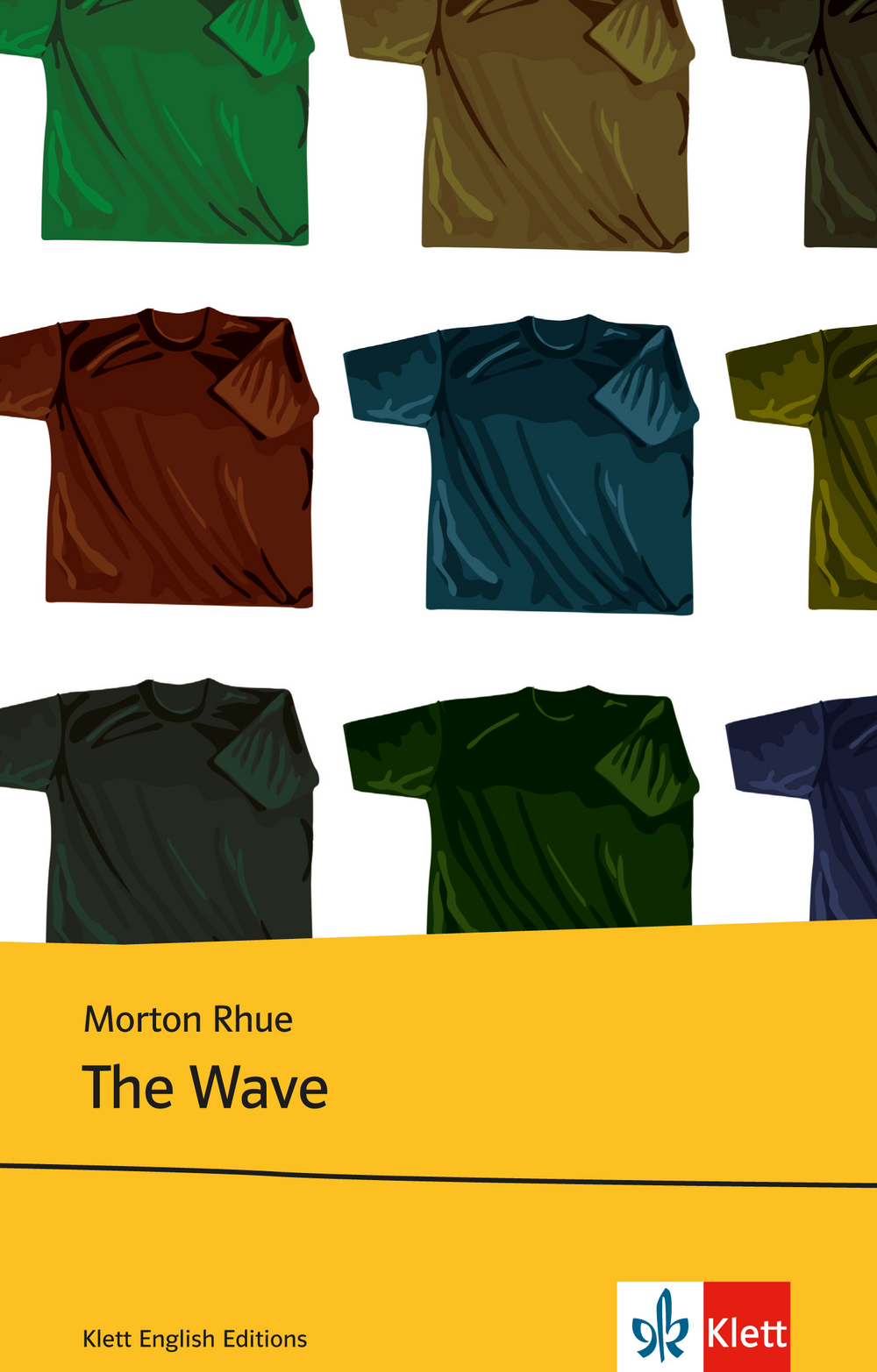 The Wave. Text and Study Aids - Morton Rhue