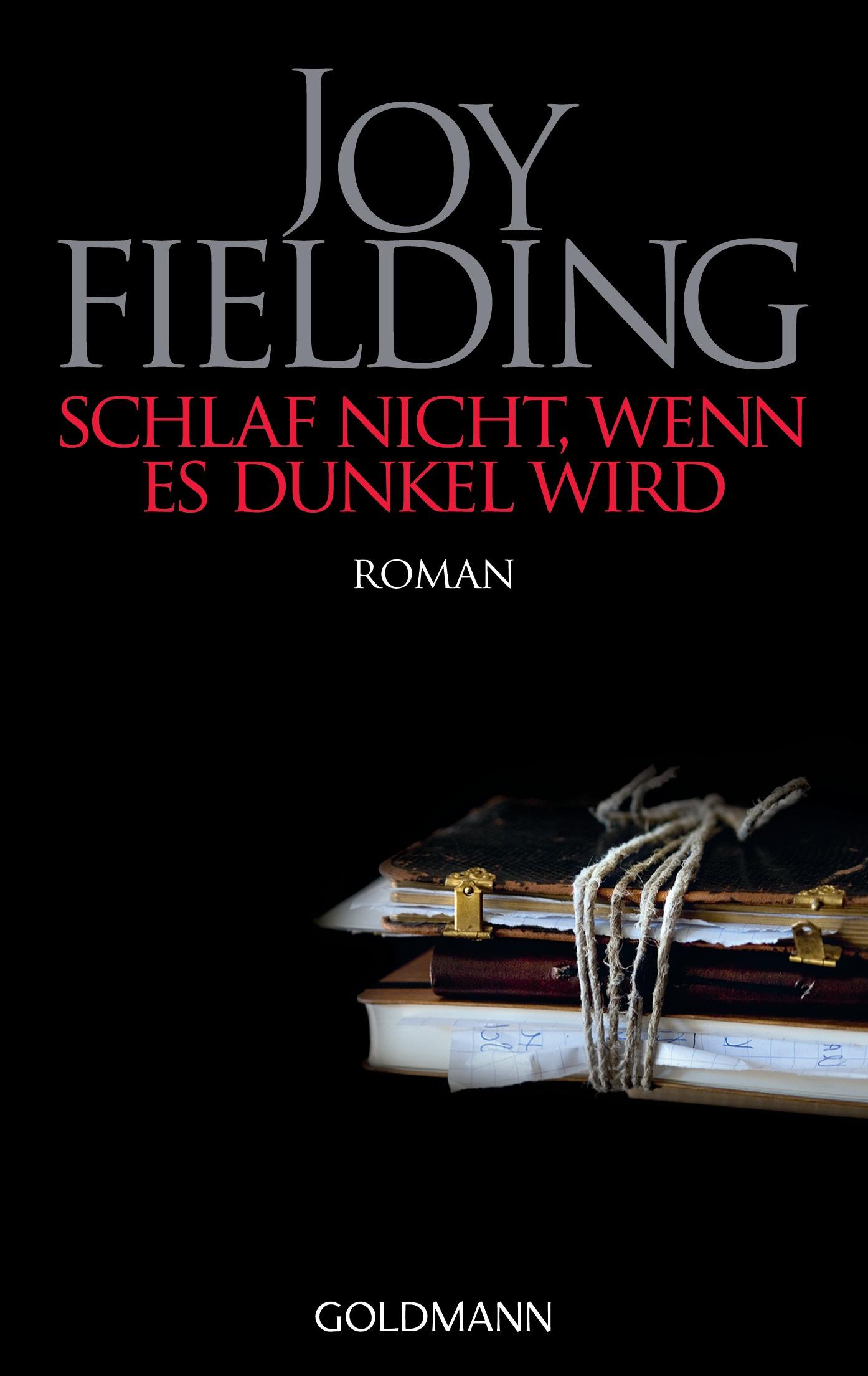 Schlaf nicht, wenn es dunkel wird - Joy Fielding [Taschenbuch]