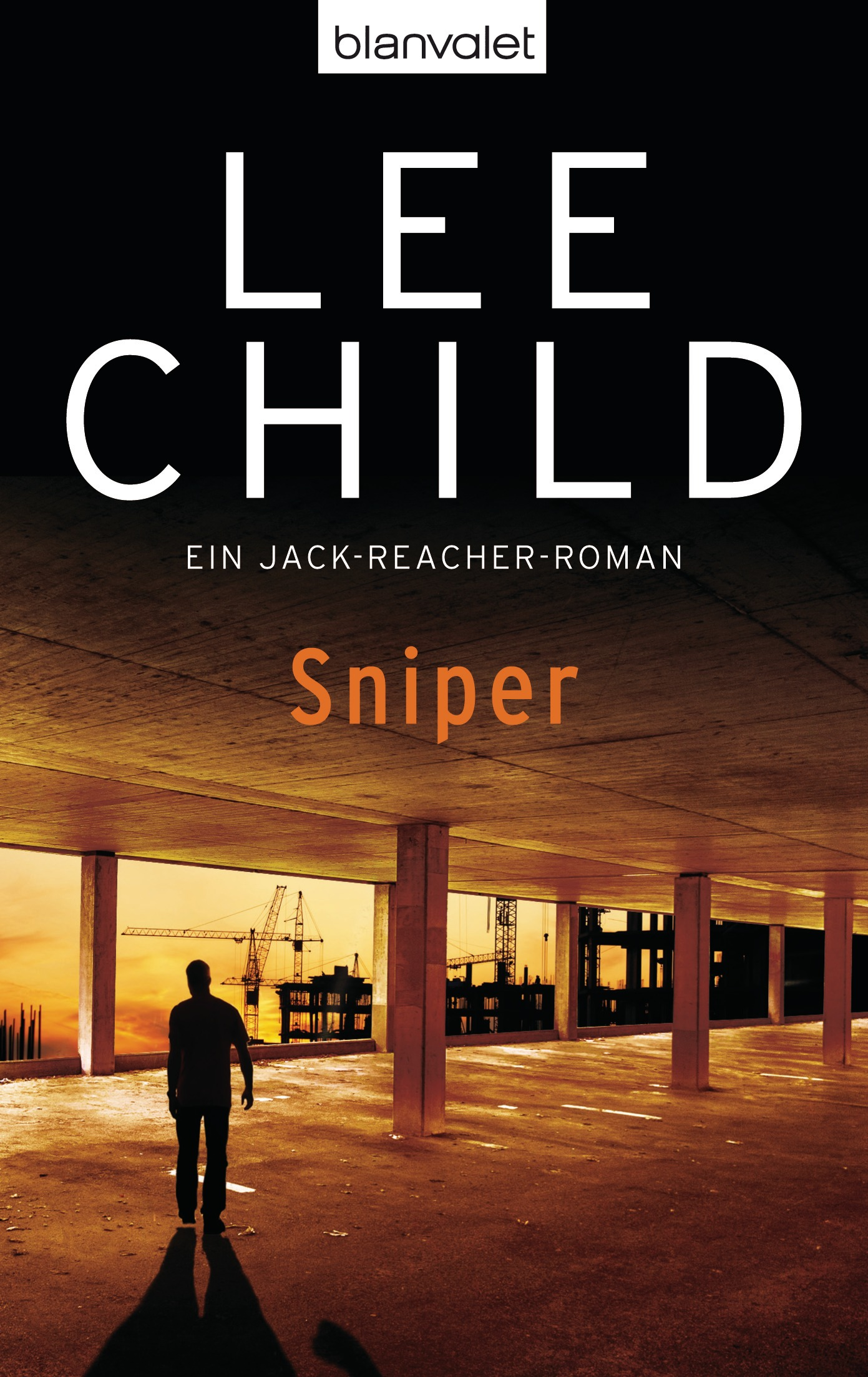 Sniper - Ein Jack-Reacher-Roman - Lee Child
