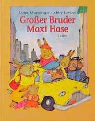 Großer Bruder Maxi Hase - Lynn Munsinger