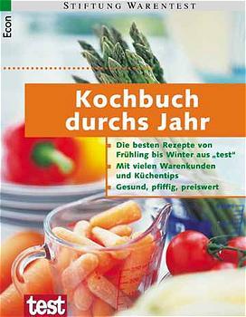 Kochbuch durchs Jahr